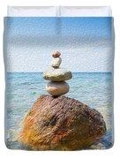 Balanced Duvet Cover