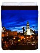Balboa Night Duvet Cover