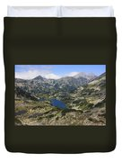 Banderishki Lakes Pirin National Park Bulgaria Duvet Cover