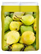 Bartlett Pears Duvet Cover