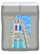 Beautiful Church Duvet Cover
