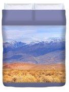 Beautiful Desert Duvet Cover