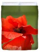 Beautiful Poppies 3 Duvet Cover