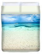 Beautiful Sea At Gili Meno - Indonesia Duvet Cover