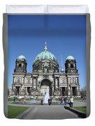 Berliner Dom Duvet Cover