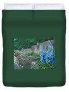 Bibury Gardens Duvet Cover
