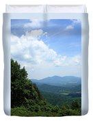 Blue Ridge Mountains - Virginia 5 Duvet Cover