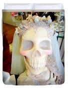 Blushing Bride Duvet Cover