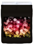 Bokeh Background Duvet Cover