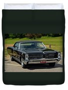 Bonneville Duvet Cover