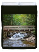 Bridge To Paradise Duvet Cover