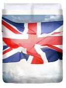 British Flag 3 Duvet Cover
