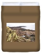 Brittany Coast Duvet Cover