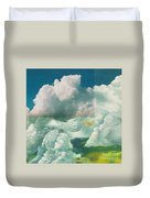 Brother In The Air Duvet Cover