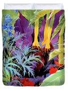 Brugmansia-1 Duvet Cover