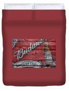 Budweiser Duvet Cover