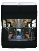 Cable Railway Duvet Cover