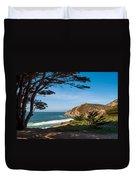 California Coast Duvet Cover