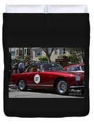 California Mille Duvet Cover