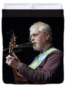 Canadian Folk Rocker Bruce Cockburn Duvet Cover