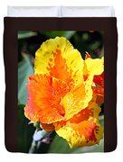 Cannas Duvet Cover