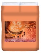 Canyon Ruins Duvet Cover