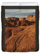 Capital Reef National Park Duvet Cover