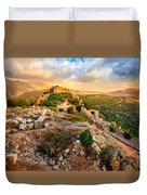 Castle Nimrod Duvet Cover