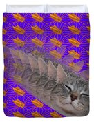Cat Trip Pop 002 Limited Duvet Cover