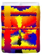 Cathexis Duvet Cover by Sir Josef - Social Critic - ART