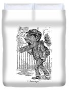 Chimney Sweep Duvet Cover