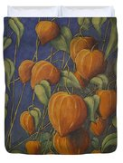 Chinese Lanterns Duvet Cover