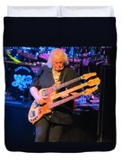 Chris Squire Of Yes Duvet Cover