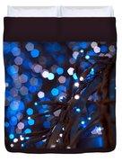 Christmas Lights Duvet Cover