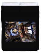 Church Interior Duvet Cover by Elena Elisseeva