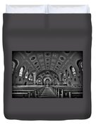 Church Of Saint Bernard Duvet Cover