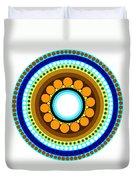 Circle Motif 214 Duvet Cover