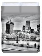 City Of London Duvet Cover