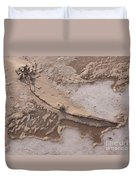 Cold Blew The Wind Duvet Cover