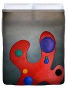 Color Pallette Duvet Cover