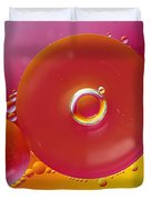 Colorful Circles Duvet Cover
