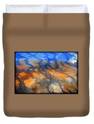 Colorful Runoff Duvet Cover