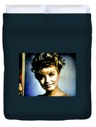 Coming Home Queen Duvet Cover