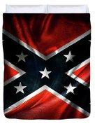 Confederate Flag 1 Duvet Cover