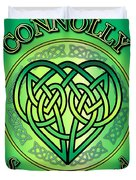 Connolly Soul Of Ireland Duvet Cover