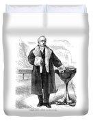 Cornelius Vanderbilt (1794-1877) Duvet Cover