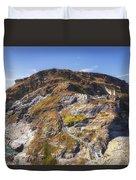 Cornwall - Tintagel Duvet Cover