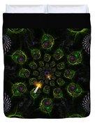 Cosmic Embryos Duvet Cover