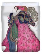 Costume Design For The Ballet La Duvet Cover