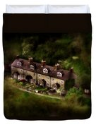 Country House In Bakewell Town Peak District - England Duvet Cover